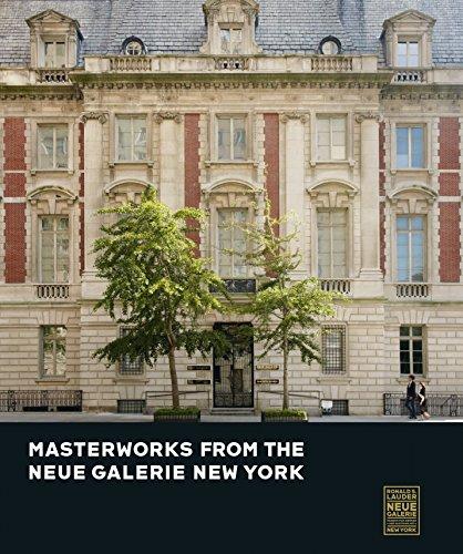Masterworks from the Neue Galerie New York (Comic Zeichnung Kostüm)