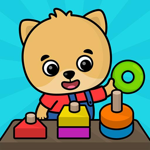 Kinderspiele für 3 Jährige
