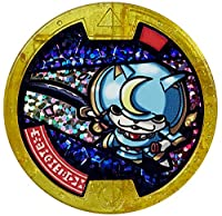 No. 214 Shogunyan (Bushinyan) Gold Medal;Supplied loose in a protective baggy;Medal unlocks sounds in the Yo-kai Watch (watch and medals each sold separately);Brand new but split from retail packaging;Ages 4+ years