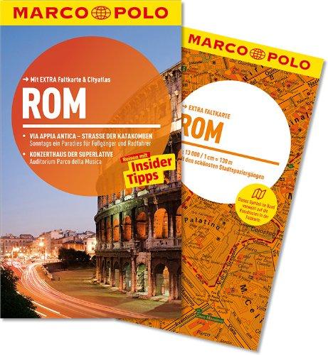MARCO POLO Reiseführer Rom: Reisen mit Insider-Tipps. Mit EXTRA Faltkarte & Cityatlas hier kaufen