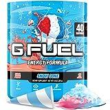 G Fuel Snow Cone Tub (40 Servings) Elite Energy and Endurance Formula
