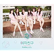 G-FRIEND GFRIEND - PARALLEL (5th Mini Album) [WHISPER ver.] CD+Photobook+Photocard+Folded Poster
