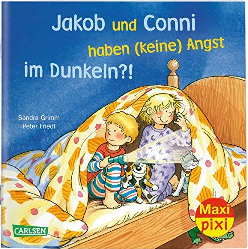 Maxi Pixi 295: VE 5: Jakob und Conni haben (keine) Angst im Dunkeln?! (5x1 Exemplar)