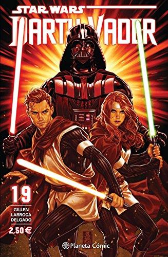 Star Wars Darth Vader nº 19/25 (Star Wars: Cómics Grapa Marvel) por Kieron Gillen