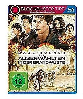 Maze Runner - Die Auserwählten in der Brandwüste [Blu-ray]