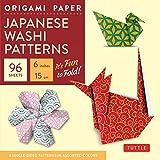 Origami Paper - Japanese Washi Patterns - 6