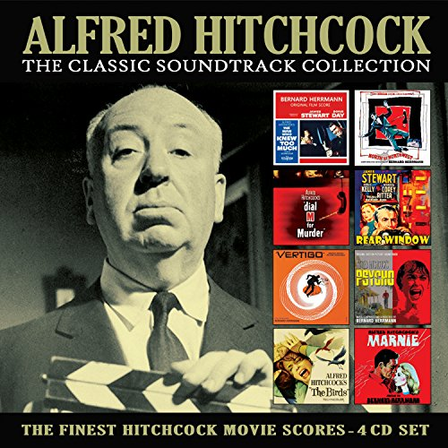 Alfred Hitchcock-the Classic Soundtrack Collecti