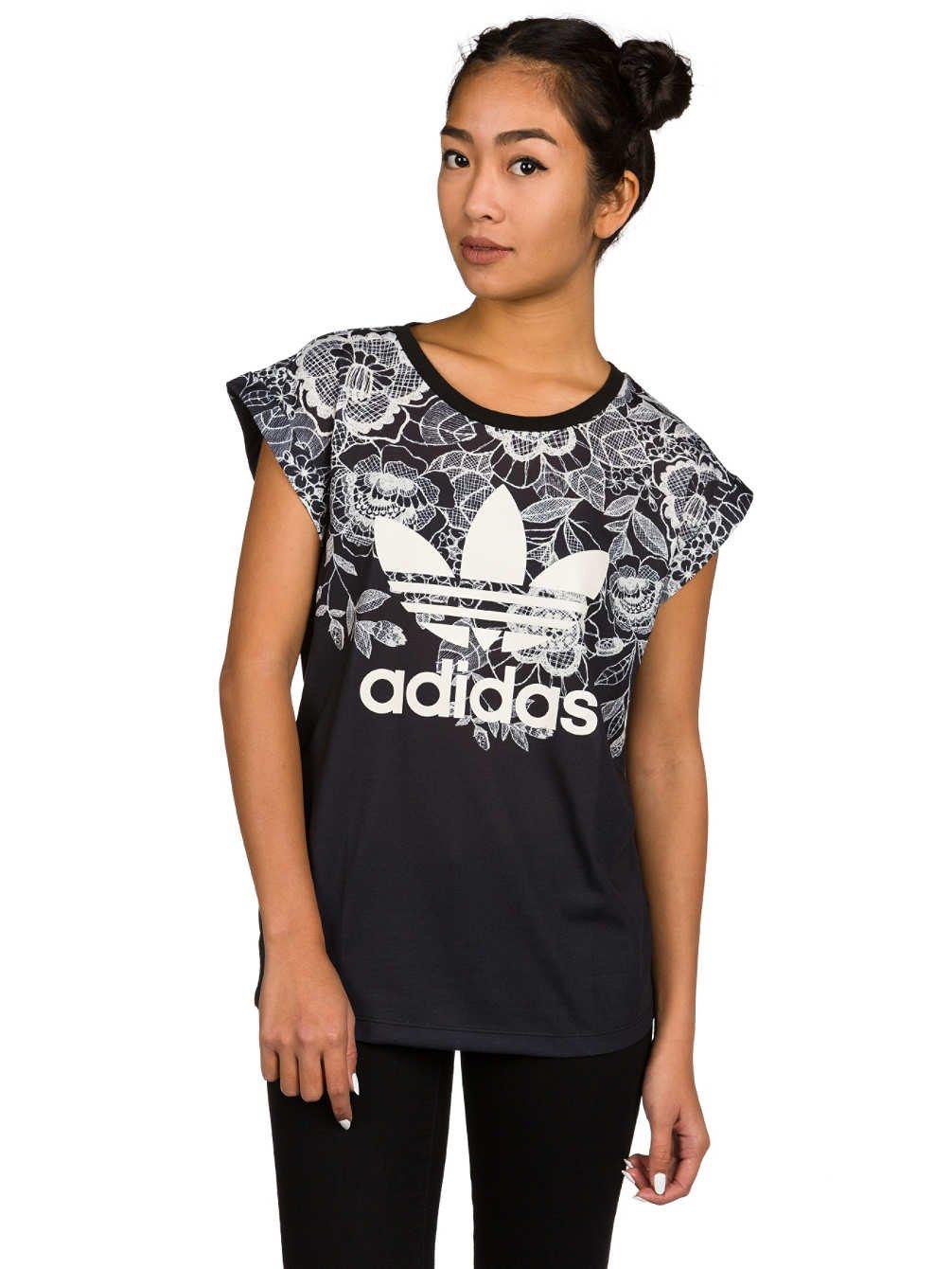 adidas shirt damen boyfriend