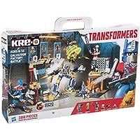 Kre-o Transformers Galvatron Factory Battle Movie Playset