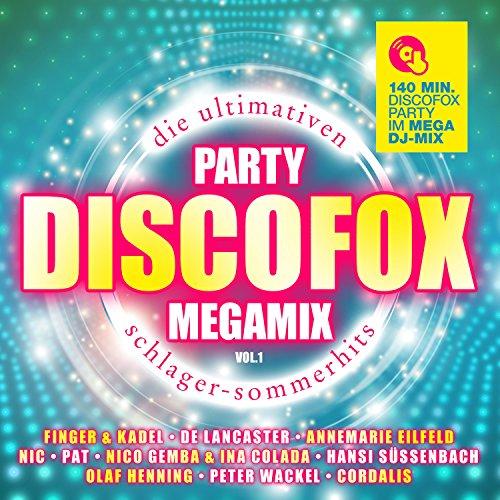 Discofox Party Megamix, Vol. 1...
