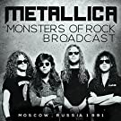 Monsters of Rock Broadcast (Live)