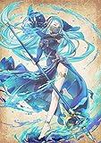 Instabuy Poster Fire Emblem Wanted Azura (Performing Arts) - A3 (42x30 cm)