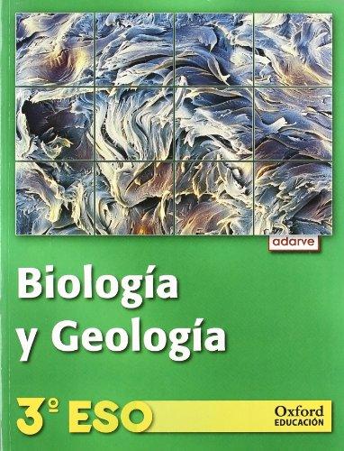 Biología y Geología 3.º ESO Adarve - 9788467357738