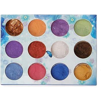 Der Farbstoff Für Bad Bombe Glimmer Pulver 20 Farbe Seife Farbstoff Pigment Pulver Seife Nails Art & Werkzeuge Schönheit & Gesundheit