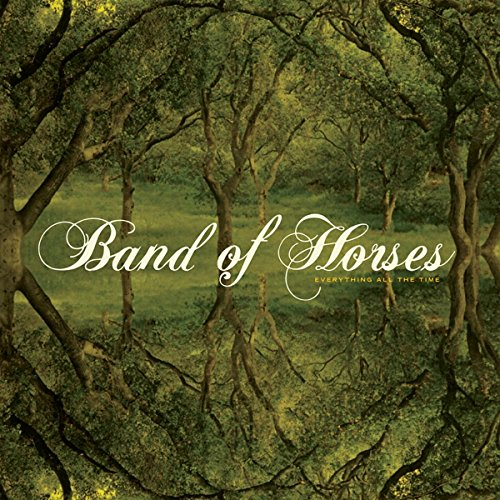 Everything All the Time (Red Vinyl) [Vinyl LP] (Band Of Horses Vinyl)