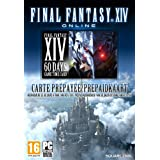 FINAL FANTASY XIV - 60 Days Game Time Card Card   Codice Steam per PC