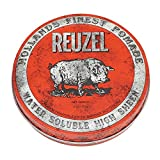 REUZEL Red Pomade Water Soluble High Sheen Eau 113 g