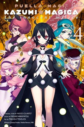 Puella Magi Kazumi Magica, Vol. 4: The Innocent Malice (Magica Quartet 4)