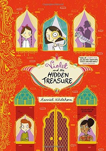 Violet and the Hidden Treasure (Violet 2) por Harriet Whitehorn