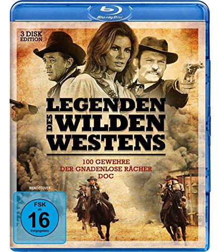 Legenden des Wilden Westens [Blu-ray]