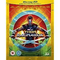 Thor Ragnarok 3D BD