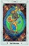 Crowley - ganz einfach - Das Starter-Set mit Buch und 78 Crowley Tarot-Karten - Gerd Bodhi Ziegler