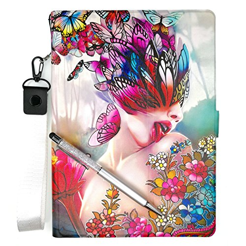 Lovewlb Tablet Hülle Für Toshiba At10-A Excite Pure Hülle Ständer Leder Schutzhülle Cover HD