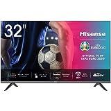 Hisense, 32Ae5500F, Televisie 80 Cm (32 Inch), Hd, Triple Tuner Dvb-C/S/S2/T/T2, Smart-Tv, Frameless), Zwart