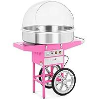 Royal Catering Machine à Barbe à Papa Professionnelle RCZC-1200XL (diamètre de la cuve 72 cm, 1.200W, rendement horaire…