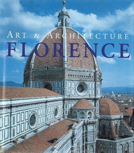 Florence (Art & Architecture) by Wirtz, Rolf C. published by Konemann UK Ltd (1999)