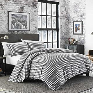 Eddie Bauer Preston Comforter Set, Dark Grey, king (B071GCZZS3)   Amazon price tracker / tracking, Amazon price history charts, Amazon price watches, Amazon price drop alerts