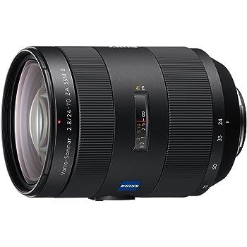 Sony SAL2470Z2 - Objetivo (17/13, Objetivo de Zoom Estándar, 0,34 m, Sony A, 24-70 mm, 36 mm)