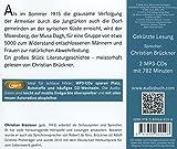 Die vierzig Tage des Musa Dagh - 2 MP3-CDs mit 782 Min.