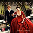 Outlander 2017 Square Wall Calendar