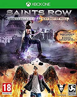 Saints Row IV : Gat out of Hell + édition re-elected - édition première (B00OBDGKJW) | Amazon price tracker / tracking, Amazon price history charts, Amazon price watches, Amazon price drop alerts