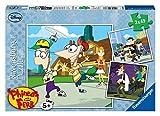 Ravensburger - Puzzle con diseño de Phineas y Ferb, 3 x 49 piezas (09336 6)