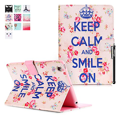 ipad-mini-3-funda-ipad-mini-3-cover-deenor-crown-and-flowers-pattern-pu-cuero-cover-stand-flip-funda