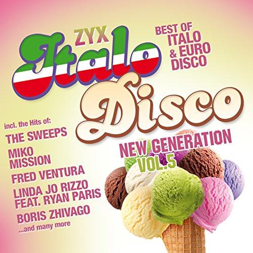 ZYX Italo Disco New Generation Vol. 5