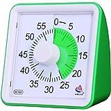 AIMILAR Minuterie visuelle 60 minutes – Outil de gestion du temps silencieux pour salle de classe ou de réunion Pour enfants