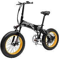 Carsparadisezone Elektrofahrrad Ebike Mountainbike Klapprad 20 Zoll mit 48V 10,4Ah Lithium-Akku, 1000 W/500 W Motor 35…