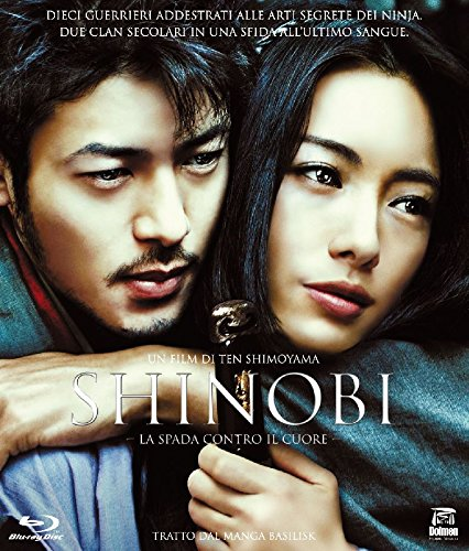 Shinobi - La Spada Contro Il Cuore (Blu-ray)