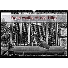 De la Rouille et des Filles 2017: L'Errance de Jeunes Femmes sur un Ancien Site Industriel