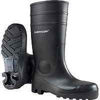 Dunlop Protective Footwear Dunlop Protomastor 142PP, Bottes & bottines de sécurité Mixte adulte, Noir (Black), 40 EU