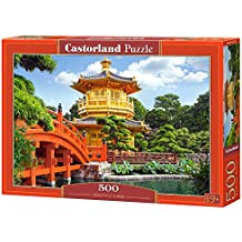 Castorland Beautiful China 500 pcs 500pc(s) - Puzzles (Jigsaw puzzle, Buildings, Children & Adults, 9 year(s), Boy/Girl, Indoor)