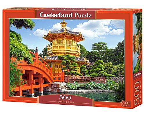 castorland-52172-bella-cina-condividere-puzzle-500