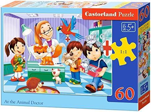 Castorland - B-06847-1 B-06847-1 B-06847-1 - Puzzle - Vétérinaire - 60 Pièces   Online Shop  737a88