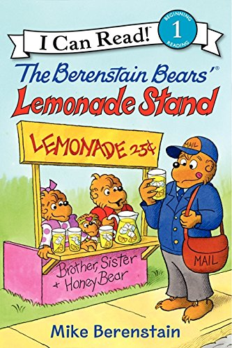 ' Lemonade Stand (I Can Read Level 1, Band 1) ()