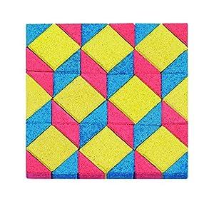 ANKER- Puzzles 3D, de Mosaico Laosa, (58815)