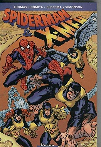 Spìderman & X Men