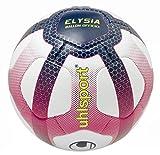 uhlsport - Elysia Ballon Officiel - Ballon Football - Design Ligue 1 - Cousu Main -...